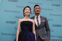 Shawn Yue and Zhou Dong Yu are a cute couple