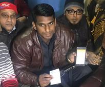 SP MLA's bodyguard's bank balance 'over Rs 99 cr'