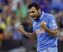 Champions Trophy 2017: Mohammed Shami's wicket