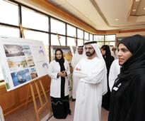 VP reviews Dhs3b Rashid Hospital plan
