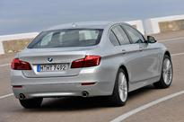 2014 BMW 5 Series: What's Changed