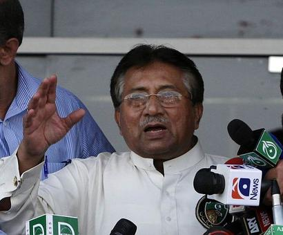 Musharraf arrested, grilled at his farmhouse 'sub jail'