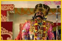 Odisha: Hrushikesh Bhoi to continue to play the role of Kansa at Bargarh Dhanu Yatra