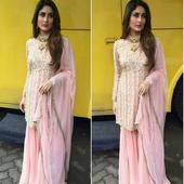The 'Begum' Effect: Kareena Looks Gorgeous in a Pink Sharara For a Jewellery Brand Event