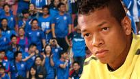 Colombia's Fredy Guarin leaves Inter Milan for China