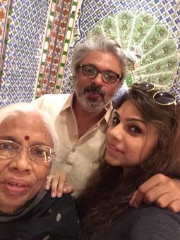 Sanjay Leela Bhansali's niece, Jaaved Jaaferi's son in film