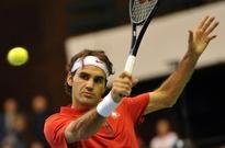 Swiss stroll, Czechs level in Davis Cup
