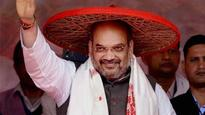 Congress has destroyed Assam, says BJP Chief Amit Shah