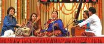 New Year rises with classical cheer