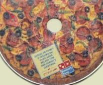 Domino's Brazil Is Making DVDs That Smell Like Pizza