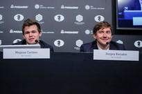 Battle for world chess crown heads to Wednesday tiebreaker