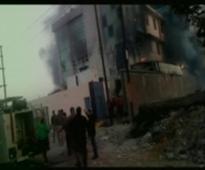 Four die after fire breaks out in DDA Flat