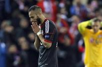 Leverkusens Toprak ruled out with muscle injury