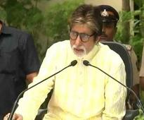 I have no interest in becoming President of India, says Amitabh Bachchan terming rumour as 'joke'