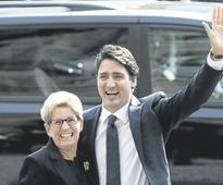 Trudeau takes Ontario Liberalism national