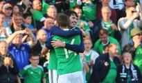 Northern Ireland give fans perfect send-off