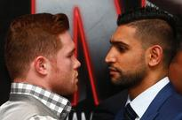 Amir Khan insists Saul Alvarez is a tougher fight than Floyd Mayweather or Manny Pacquiao