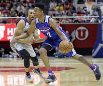 NBA: Top draft pick Markelle Fultz signs contract with Philadelphia 76ers