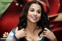 When Vidya Balan ignored studies and recited film dialogues