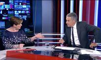 Emily Thornberry accuses TV host of 'sexism' as SHE can't name French foreign minister
