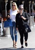 Australia's Got Talent besties Kelly Osbourne and Sophie Monk together in Sydney