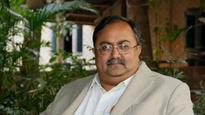 Gujarat: Saurabh Patel takes charge as Finance Minister