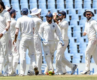 Desperate to avoid whitewash, India may field all-pace attack