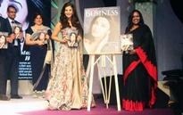 Aishwarya Rai Bachchan awarded at the 7th Outlook Business Outstanding Women Awards