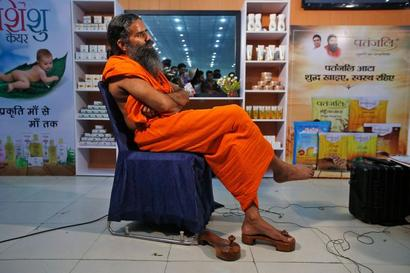 FMCG giants carry the battle to Ramdev's Patanjali