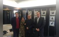 Imtiaz Shaikh of PML-F joins PPP