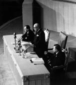 First Session of UN General Assembly Held on January 10 1946 in Central Hall, London