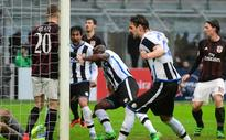 AC Milan 1-1 Udinese: Niang strike cancels out Armero opener