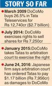 Tatas ordered to pay $1bn to DoCoMo