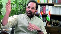 MPs walk out of par panel meet as Mukhtar Abbas Naqvi 'refuses' to condemn mob killings