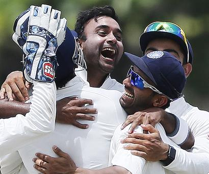 My role was to create pressure and I did well: Mishra