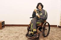 Haryana Khap felicitates para-athlete Deepa Malik