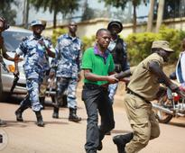 WORLD PRESS DAY: Two Ugandans Journalists arrested at Besigye home