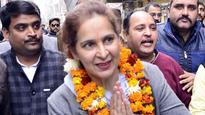 Sidhu will address 70 rallies in Punjab, will get copter: Dr Navjot Kaur