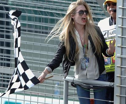 Austrian Grand Prix: Fan to wave chequered flag for first time in F1