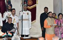 Journalist MJ Akhbar is inducted in Modi's council of Ministers