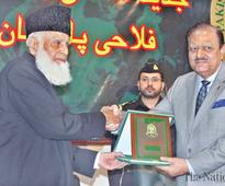 Mamnoon for rooting out corruption