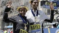 Ethiopia's Hayle, Baysa land Boston Marathon