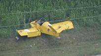 Dedham man injured in small plane crash in Wisconsin