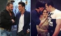 See pictures: Is Aamir Khan the third wheel in the Shah Rukh Khan-Salman Khan BROMANCE?