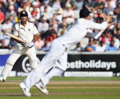 Was India-England 2014 Old Trafford Test fixed?