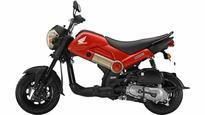 Delhi Auto Expo: Honda launches 110 cc bike NAVI; aims to sell 50 lakh units in 2016