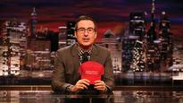 John Oliver's Last Week Tonight Wins 2016 Emmy for Outstanding Variety Series