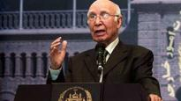 Sartaj stresses political reconciliation for long-term Afghan peace