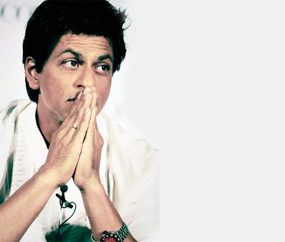 OMG! SRK fined by BMC