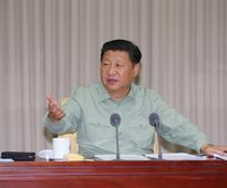 President Xi Jinping Inspects PLA Rocket Force